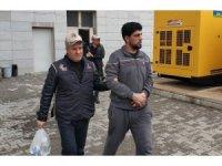 Samsun'da DEAŞ operasyonu: 2 Iraklı'ya gözaltı