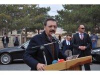 TOBB Başkanı Hisarcıklıoğlu'nun ismi caddeye verildi
