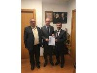 MHP Pazarlar Belediye Başkanı adayı Cavit Erdoğan