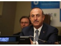 Bakan Çavuşoğlu, BM Medeniyetler İttifakı Dostlar Grubu Bakanlar Toplantısı'na katıldı