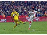 Hazırlık maçı: Türkiye: 0 - Ukrayna: 0 (Maç sonucu)