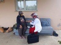 Kemalpaşa'da evde sağlık hizmetleri takdir topluyor