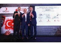 Türkiye Vodafone Vakfı ve Türk Kızılay'dan şehit çocuklarına 1 milyon TL'lik eğitim bursu