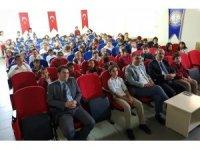 Ergene'de öğrencilere afet eğitimi