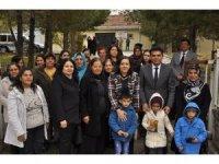 Halk Eğitim Merkezindeki kursiyeler Malatya'yı gezdi