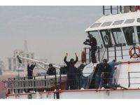 """""""Gemi kaçırılmasına müdahale tatbikatı"""" nefes kesti"""