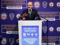"""Bakan Soylu: """"8 bin 526 YTS'nin Türkiye'ye girişi engellendi"""""""