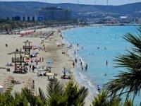 Belediyeye devredilen Ilıca Plajı artık ücretsiz