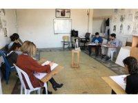 Adıyaman'da konservatuar eğitimi güz kurslarıyla devam ediyor
