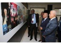 Nilüfer Belediyesi'nin mükemmellik modeli Sudan'a örnek oldu
