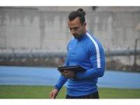 Zonguldak Kömürsporlu futbolcuların form düzeyi bilgisayardan takip edilecek