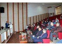 """Kilis'te """"Anılarla Suriyeli Göçü"""" konferansı"""