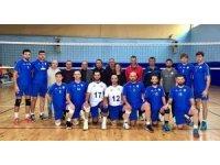 TVF Erkekler 2. Ligi'nde SGK, Çorlu'yu 3-2 yendi