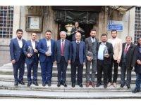 Zonguldak  ve Türkiye birincileri Kozlu'da