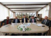 BAKAB Kasım ayı olağan meclis toplantısı yapıldı