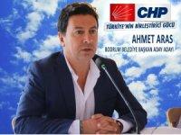 """Ahmet Aras; """"Bodrum'u çağdaş ve sosyal bir belediyecilik  anlayışıyla yönetmeye talibim"""""""