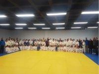 Malatya'da 1. İllerarası Judo Dostluk Turnuvası düzenlendi