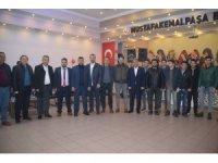 Mustafakemalpaşa'da Trabzonlular rüzgarı esti