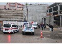 Bolu'da 5 katlı otoparkta yangın paniği