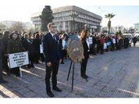 Aliağa'da Öğretmenler Günü kutlaması cuma günü