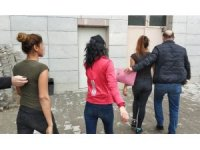 Evlerden hırsızlık zanlısı 3 kadına adli kontrol