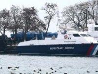 Rusya, bir Ukraynalı denizciye 2 ay hapis cezası verdi