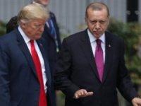 Trump'tan sürpriz Erdoğan kararı!