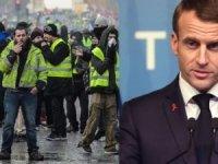 Macron çıkış yolu arıyor