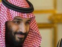 Suudi Veliaht Prens bin Selman Cezayir ziyaretine başladı