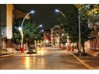 Darıca'da caddeler ışıl ışıl