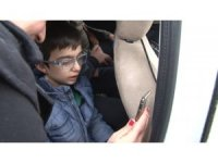 """Kaza sonrası engelli çocuğun telefonda """"anne, anne"""" demesi yürek sızlattı"""