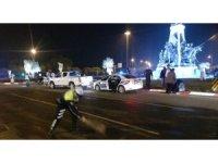 Trafik polislerinin cam kırığı hassasiyeti