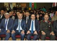 Haydar Aliyev, Ölümünün 15. Yılında Kars'ta Anıldı