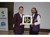 Gürpınar'da 'Mevlana'yı Anma' programı