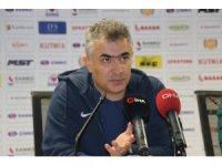 Gazişehir Gaziantep - Balıkesirspor Baltok maçının ardından