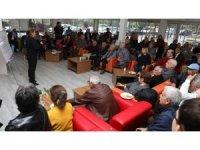 Mersin'de emekliler için sağlıklı yaşam projesi