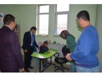 Kaymakam Kaya'dan Özel Eğitim ve Rehabilitasyon Merkezine ziyaret