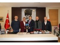 """Emniyet Müdürü Ulucan: """" Kent güvenliği için AGC ile işbirliği içindeyiz"""""""