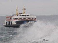 BUDO deniz otobüsü seferleri iptal