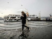 Yağışlar İstanbul'a yaradı