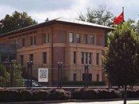 Washington Büyükelçiliği'nde operasyon