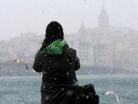 İstanbul'da kar beklentisi