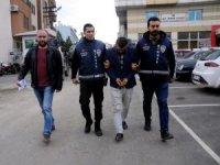 Cizre'de hırsızlık zanlısı tutuklandı