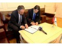 İbrahim Çeçen Üniversitesi ile İŞ-KUR arasında işbirliği protokolü