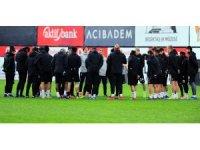 Beşiktaş, Malmö maçına hazır