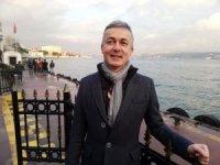 """""""Boğaziçi'nin Tarih Atlası"""" kitabının yazarı Bornovalı, Boğaz'da turist rehberleriyle buluştu"""