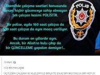 Emniyet Müdürü Verdi'yi şehit eden polis memuru 'çalışma saatleri'nden şikayet etmiş