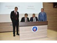 Kırıkkale'de lisansüstü eğitim protokolleri imzalandı