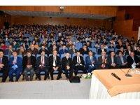 Prof.Dr. Tozlu, Nurettin Topçu ve eğitim felsefesini anlattı