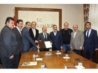Suluova OSB'ye 50 milyon liralık yatırım